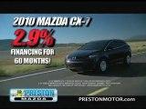 Preston Mazda Junoe 2010 - Preston, Easton, Cambridge, ...