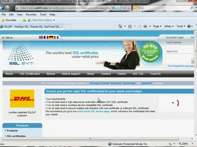 Free SSL – Finding Certificates To Secure My Business Site