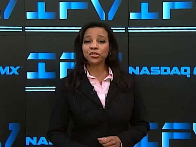 IFVNews's Marcella Palmer at the NASDAQ Marketsite