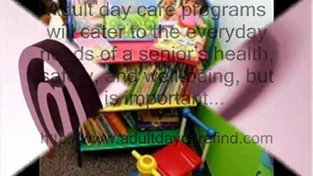 Free local and nationwide adult day care centers search