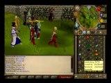 RuneScape - 99 Woodcutting and Skillcape Emote!