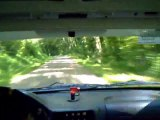 ES 1 Rallye national de la Luronne