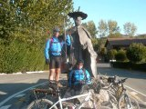 Camino de Santiago MTB, octubre 2009 (1ª parte)