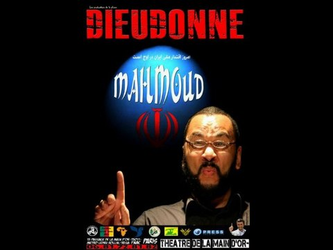 "Nouveau spectacle Dieudo(Final promo)--->  ""MAHMOUD"""