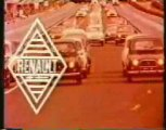 PUB RENAULT DAUPHINE - Gamme Renault 1966