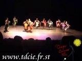 TDCie - Journées de la Danse 2010 - French CanCan