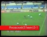 27 тур.9.октября.ЦСКА - Факел (Воронеж) 5-1