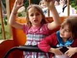 12 juin 2010, Disney avec Nora et Marie.