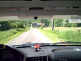 ES 3 Rallye national de la Luronne