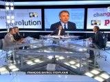 1/3 - F. Bayrou face à E. Zemmour, C. Barbier et B. Maris