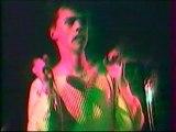 Les individus, extrait live 01 * Trigone Prod Lorient 1984