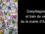 Auriol : gaspillages et train de vie de la mairie d'Auriol - La mauvaise gestion de Danièle Garcia | AURIOL - MAIRIE D'AURIOL