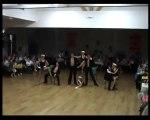 danses à deux à douarnenez gala2010 - medley cha cha /jive