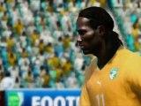 Cote d'Ivoire - Portugal Coupe du monde FIFA 2010