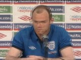 Rooney rejects England World Cup fear claim