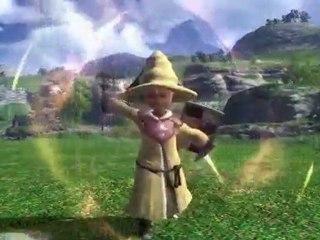 Trailer E3 2010 de Final Fantasy XIV: A Realm Reborn