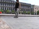 Skate In Liege - Chan - new trick