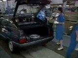 Production Citroen XM Rennes La Janais