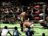Takashi Rikio vs Hiroshi Tanahashi