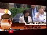 """actualite du 17 juin """" Crèche Banlieue à Mantes la jolie"""""""