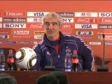 Football365 : Domenech avant le Mexique
