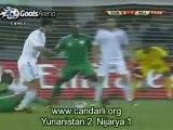 Yunanistan:2 Nijarya:1(Yunanistan'ın 2.Golü) candarli.org