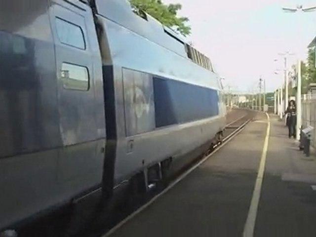 TGV Le Havre Strasbourg