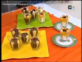 Charlotte au chocolat et yaourt