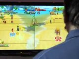 [Wii]Mario Sports Mix - Volleyball(cam by Gametrailers)