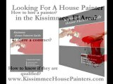 Hire The Kissimmee Best House Painter (Painting Contractors