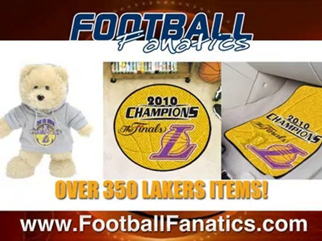 LA Lakers are the 2010 NBA Champions!