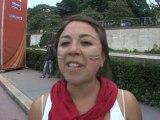 Football365 : Supporters mexicains au Trocadéro