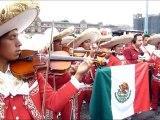 La foule à Mexico  Ay, Ay, Ay Ay, Francia no llores