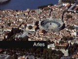 Voyage Provence romaine Nîmes Arles - 9 et 10 juin 2009