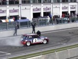 Show Jean Ragnotti World series by Renault 2010
