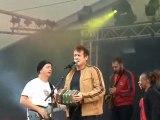 1 - Johnny Clegg à Ivry sur Seine 20/06/2010