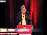 35ème Congrès - Rapport de Pierre Laurent