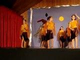 1ere danse clémence gala 2010