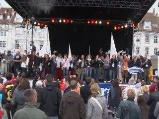 Morbihan tour 2010 à Besançon