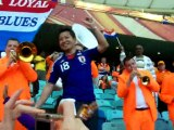 Football Game Netherlands Japan - Le fair play des japonnais