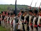 Waterloo 2010-briefing après bataille/ troop briefing