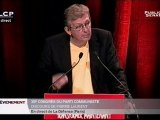 EVENEMENT,Discours de Pierre Laurent à l'occasion du congrès du Parti Communiste
