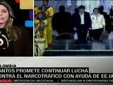 Santos se reunió con Uribe, abordaron temas económicos