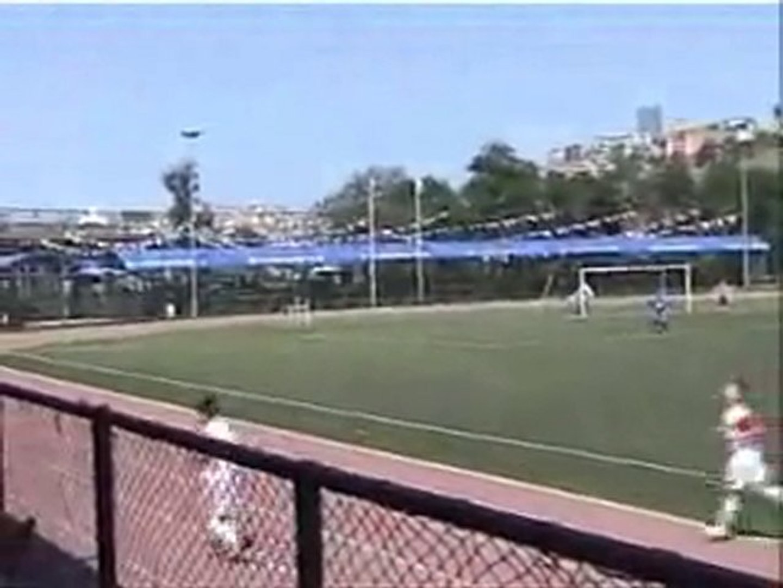 Dayılıspor  Göçbeyi maçı 1.golümüz enes höder