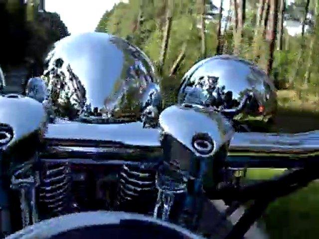 balade Harley Davidson ! !