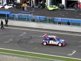 Jean Ragnotti show @ WORLD SERIES by RENAULT 2010 MagnyCours
