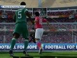 Nigéria - Corée du Sud Coupe du Monde FIFA 2010 partie 1