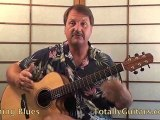 Taj Mahal - Fishing Blues Guitar lesson