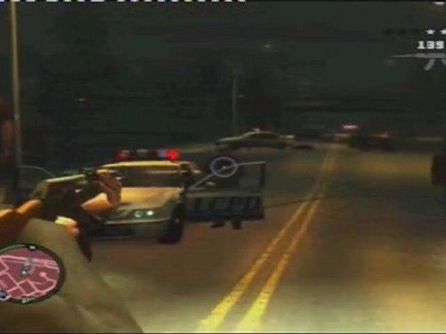 Hellcat présente : GTA IV (PS3)
