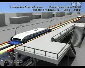 Tren chino que no para